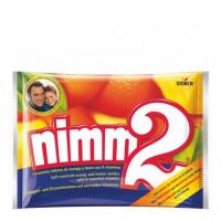 Caramelos rellenos de naranja y limón NIMM2 150 g.