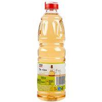 Vinagre blanco EROSKI basic, botella 50 cl